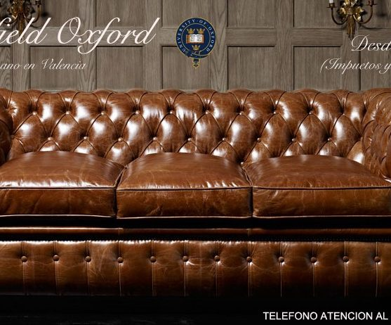 Chesterfield Oxford
