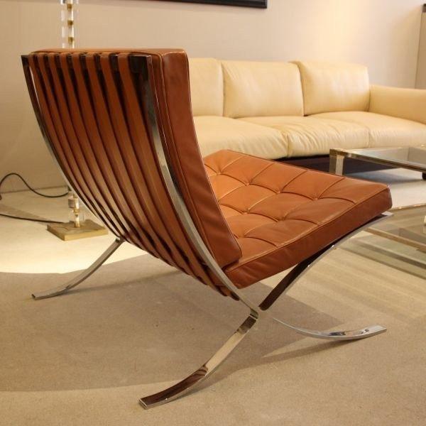 Original sillón barcelona 1960