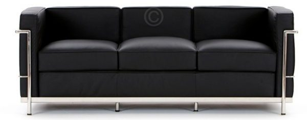 Sofa 3 plazas- LC2