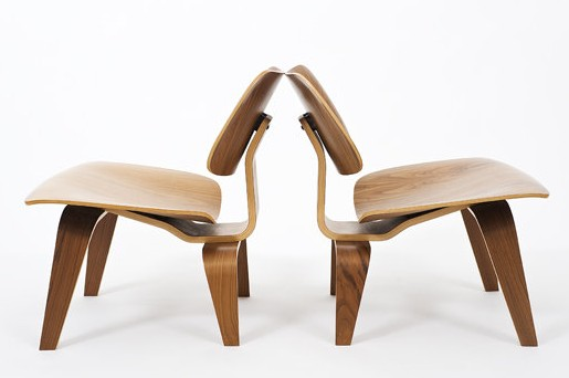 LCW (low chair wood Eames)