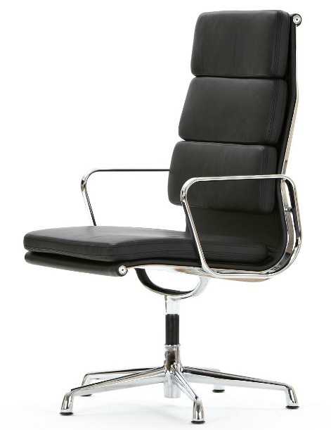 Eames Office High Back (soft pad)