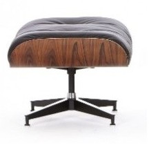 Ottoman (Lounge Chair Eames)