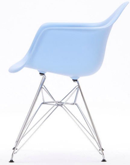DAR chair en ABS (Eames)