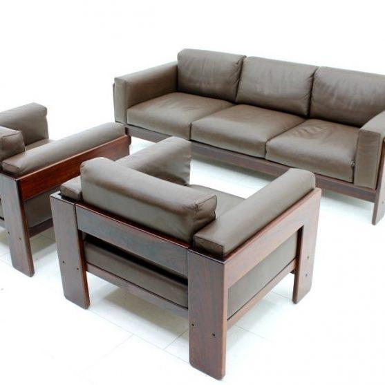 Set sofa (3plz.) + sillones (2 ud.)