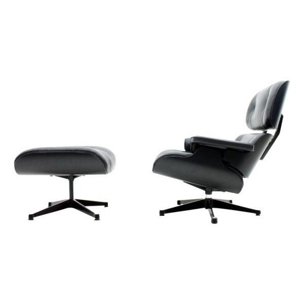 Sillón Eames lounge chair + ottoman 2º mano original