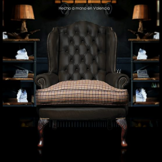 Sillón Wingback chair
