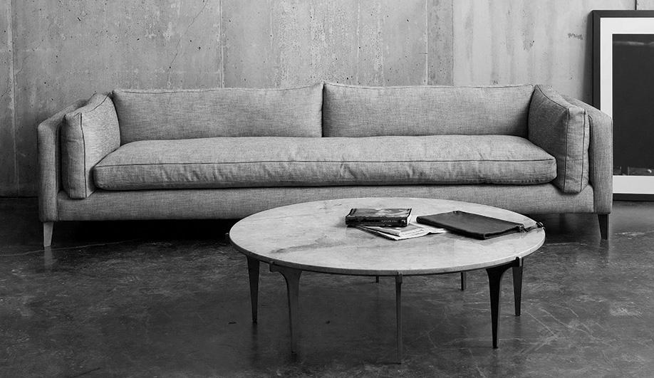 sofa de diseño LOFT MADRID