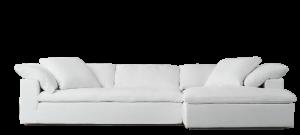 sofa seccional diseño verano