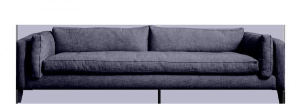 Sofa Lobo diseño