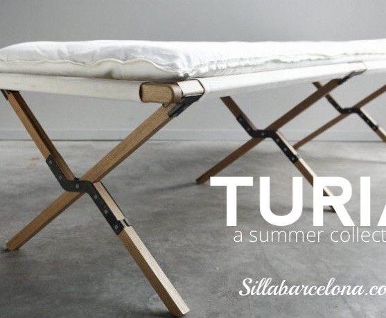 TURIA- tumbonas de verano