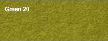 Cuero Cashmere Verde 20