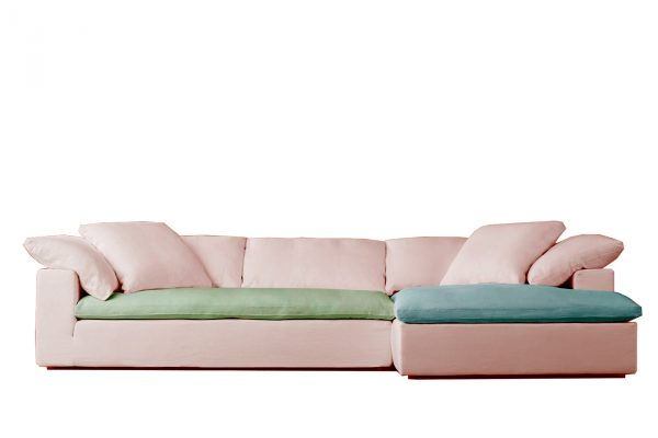 sofa exclusivo costavalenciacolor-arenabitono