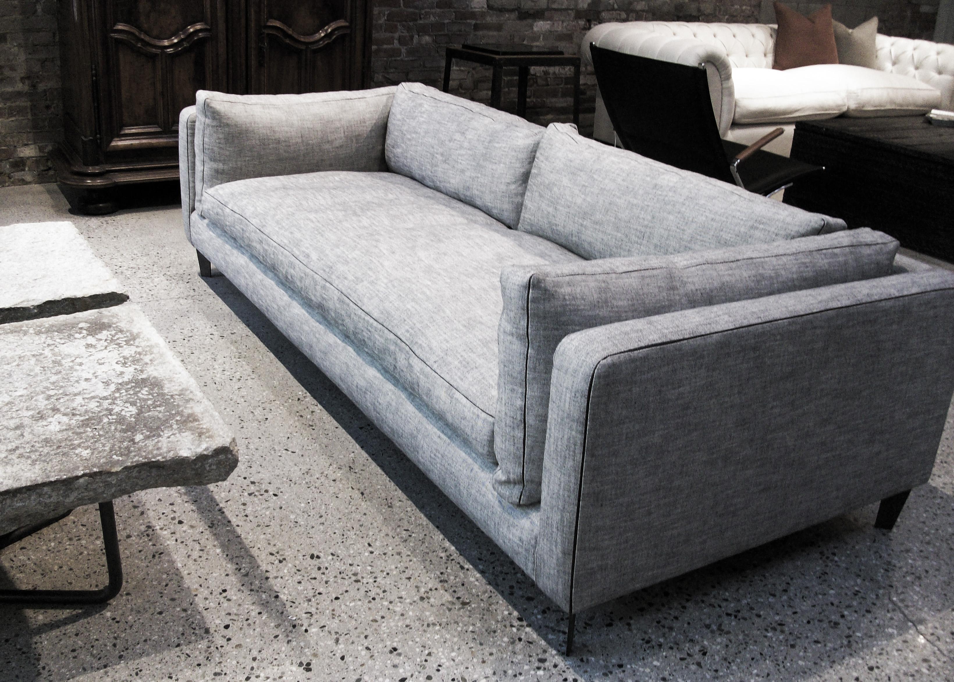 sofa moderno en madrid diseño